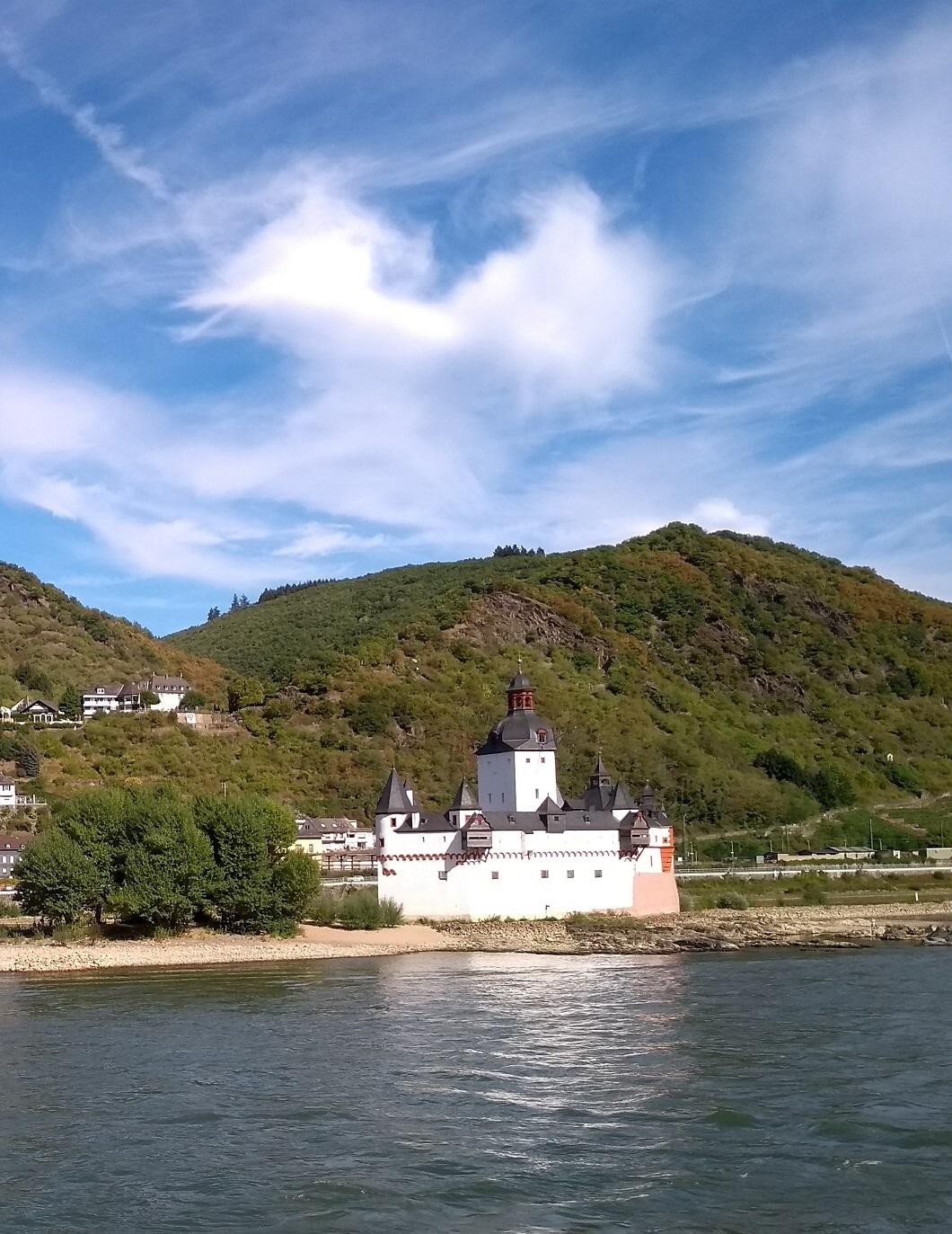 Rheinromantik pur! – Vereinsausflug am 09.09.2018